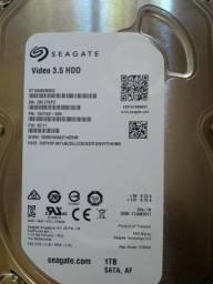 HD 1 TB Seagate para computador e DVR