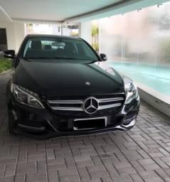 Mercedes C180 - 2015