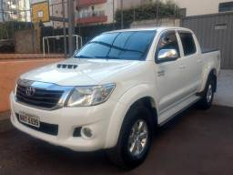 Hilux SRV 3.0 A/T 4x4 Completa 2012 - 2012