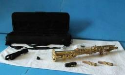 Saxofone Soprano Baldassare, perfeito!