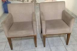 Cadeiras de Apoio Jacaúna