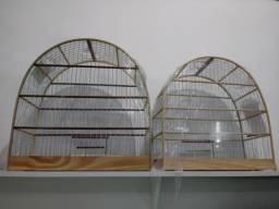 Gaiolas de Aves - Material Madeira