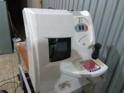 Manutenção facetadoras essilor