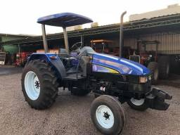 New Holland TL 75 ano 2008 4x2 Motor MWM