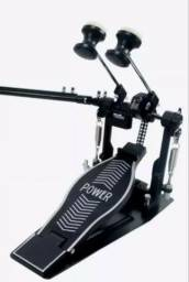 Pedal De Bumbo Duplo Power Play Turbo Oferta !