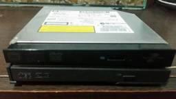 Leitor e Gravador de CD e DVD