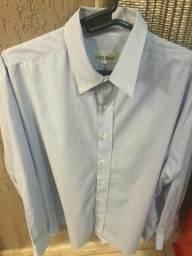 9584a7c423a Camisa Social Lacoste original G R 65