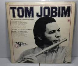 Lp Vinil Tom Jobim História Da Música Popular Brasileira