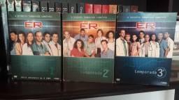 ER Plantão Médico 3 temporadas completas