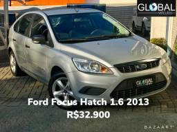 Ford Focus 1.6 Hatch 2013 - 2013