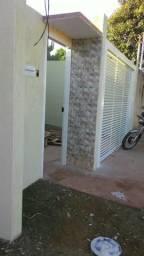 Casa Nova de 3 quartos sendo um Suite bairro Vila Nasser