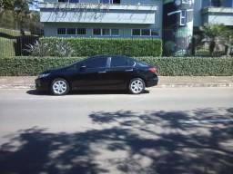 Civic exs automático com teto solar - 2012