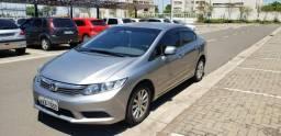 Civic LXS 1.8 Flex - 2014
