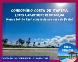 Itapema - Lotes - Condomínio Clube com Apenas 10% de Entrada,