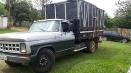 Caminhão f4000 boiadeira - 1988