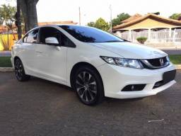 Honda Civic Lxr 2.0 Top / Aceito trocas - 2016