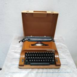Remington 25 funcionando Maquina de escrever antiga