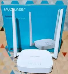 Novo Roteador Multilaser Wireless 300MBPS