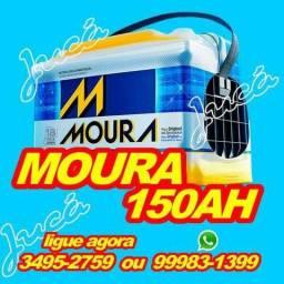 Promoção relâmpago de Bateria Moura - 2019
