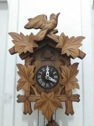 Relógio Parede Cuco Alemão Floresta Negra