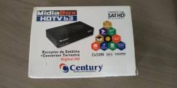 Receptor Century mídia box