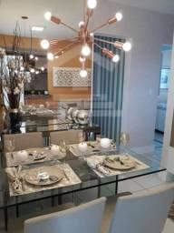 GM - Apartamento Projetado/ 2 quartos/ varanda