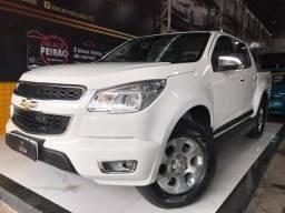 Chevrolet S-10 LTZ 2013/2013 2.8 4X4 cd Diesel 4p automático - 2013