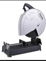 Policorte Makita 14 polegadas usado + 10 discos Icder