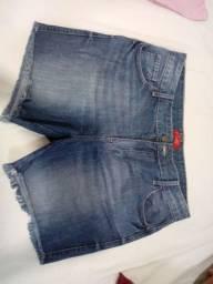 Bermuda Cantão Jeans 44