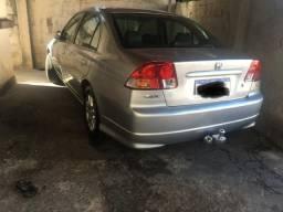 Honda Civic de Garagem Aceito Trocas - 2005