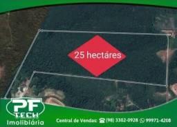 Terreno de 24 hectáres - Próx. ao km 10 da BR 135