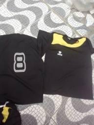 14 camisas de time 140:00 reais