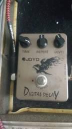 Pedal delay