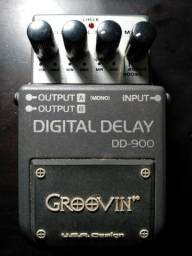 Pedal Groovin Digital Delay DD-3