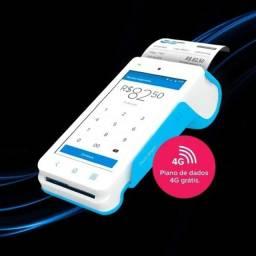 Maquininha Point Smart - A Máquina De Cartão Do Mercado Pago (S/ Mensalidade)