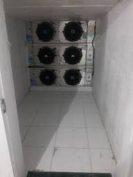 Venda e manutenção em câmaras frigoríficas