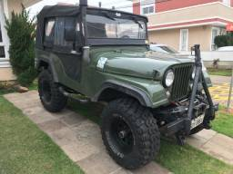 Willys Ford 1976