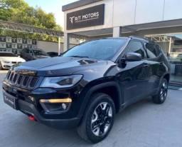 Jeep Compass Trailhawk 4X4 Diesel 2017 Revisada na CSS
