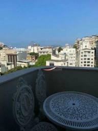 Apartamento para alugar, 160 m² por R$ 5.000,00/mês - Glória - Rio de Janeiro/RJ