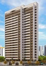 Apartamento à venda com 3 dormitórios em Cocó, Fortaleza cod:DMV73