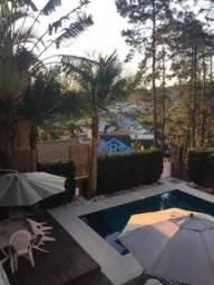 Alphaville Residencial 9 Sobrado com 4 dormitórios para alugar, 300 m² por R$ 9.000/mês -