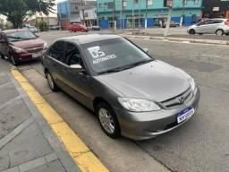 Honda Civic Sedan LX/LXL 1.7 16V 115cv Aut. 4p 2004/2005