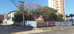 Terreno para alugar, 560 m² por R$ 2.500,00/mês - Engenheiro Luciano Cavalcante - Fortalez