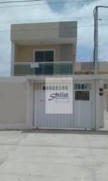Duplex independente no Serramar  com 2 suítes