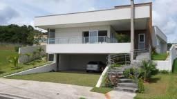 Casa Alphaville - Fco. Brennand - 330 m2, nova, mobiliada, terr. 604 m2 3 suites, closet