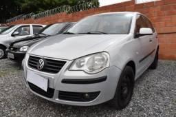 Volkswagen polo sedan 2009 1.6 mi 8v flex 4p manual - 2009