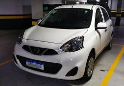 Nissan March S 1.0 Completo IPVA 2020 pago 25.000kms - 2018