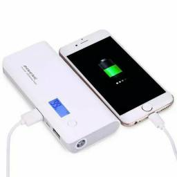 Carregador Portátil Power Bank Pn-968 10000mah