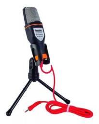 Microfone para gravaçao