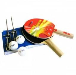 Kit para Ping Pong Tênis Mesa Klopf 5030